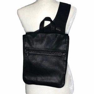 Lodis Los Angeles Black Crossbody Backpack Unisex